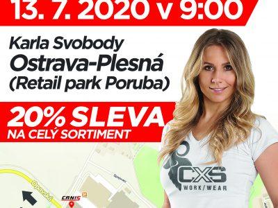Nová prodejna v Ostravě! 13. 7. v 9:00 Otevíráme!