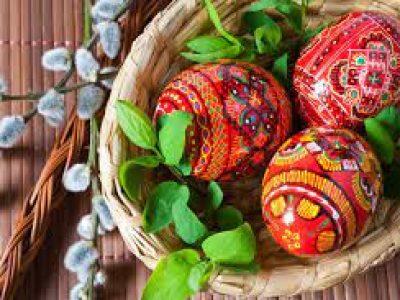 O velikonočních svátcích mají naše prodejny zavřeno.